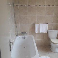 Hotel Antwerp Billard Palace ванная