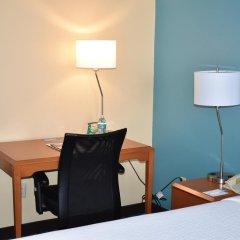 Отель Fairfield Inn & Suites by Marriott Albuquerque Airport 2* Стандартный номер с различными типами кроватей фото 4