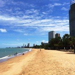 Отель Sunshine Beach Condotel пляж