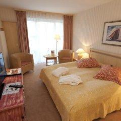 Отель Dorint Strandresort & Spa Ostseebad Wustrow 4* Стандартный номер с двуспальной кроватью фото 3