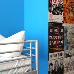 Отель St Christophers Inn Berlin Кровать в женском общем номере с двухъярусной кроватью фото 5