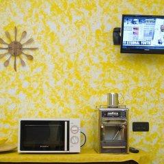 Отель Bed & Breakfast La Rosa dei Venti Генуя удобства в номере