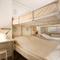 Хостел Успенский Двор Кровать в женском общем номере с двухъярусной кроватью фото 4