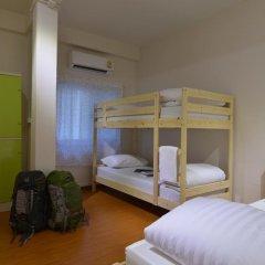 PanPan Hostel Bangkok Стандартный номер фото 2