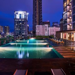 Отель Urbana Sathorn Бангкок бассейн фото 3