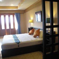Отель Baan Kongdee Sunset Resort 3* Улучшенный номер двуспальная кровать фото 8