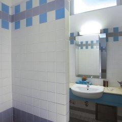 Отель Nevada Appartamenti Римини ванная