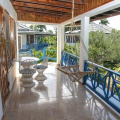 Отель Negril Tree House Resort балкон