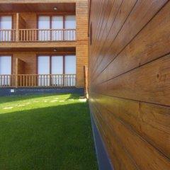 Отель Baluarte Citadino Coxos Beach Lodge спортивное сооружение