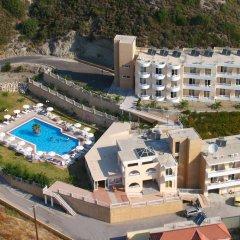 Diagoras Hotel балкон