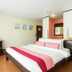Отель Phra Nang Inn by Vacation Village 3* Улучшенный номер с различными типами кроватей