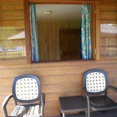 Отель Moorea Surf Bed and Breakfast удобства в номере