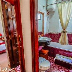 Отель Nhi Nhi 3* Улучшенный номер
