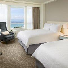 Отель Fontainebleau Miami Beach 4* Стандартный номер с различными типами кроватей фото 3