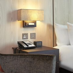 Отель DoubleTree By Hilton London Excel 4* Стандартный номер с 2 отдельными кроватями фото 3