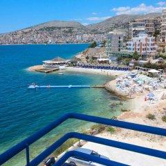 Hotel Blue Bay Саранда балкон