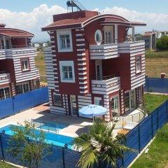 Отель Villa Belek Happyland балкон
