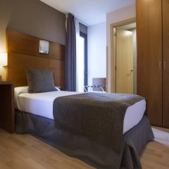 Hotel Via Augusta 2* Стандартный номер с различными типами кроватей фото 2