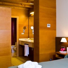 Отель Oca Golf Balneario Augas Santas 4* Стандартный номер с различными типами кроватей фото 9
