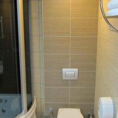 Berksoy Hotel Турция, Дикили - отзывы, цены и фото номеров - забронировать отель Berksoy Hotel онлайн ванная