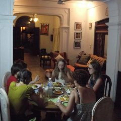 Отель Shoba Travellers Tree Home Stay питание