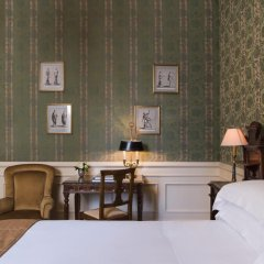 Отель Helvetia & Bristol Firenze Starhotels Collezione 5* Стандартный номер фото 12