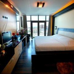 Hotel Vlora International 3* Стандартный номер с различными типами кроватей