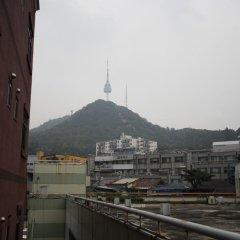 Hotel MIDO Myeongdong балкон