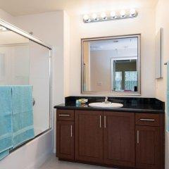 Отель Sunshine Suites ванная