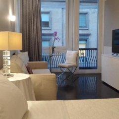 Апартаменты Glamour Apartments комната для гостей фото 18