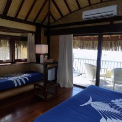 Hotel Maitai Polynesia 3* Бунгало с различными типами кроватей фото 2
