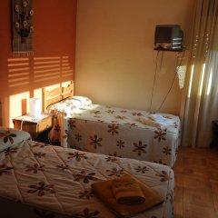 Отель La Anjana Ojedo сейф в номере