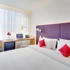 AZIMUT Отель Санкт-Петербург 4* Номер SMART Стандарт с различными типами кроватей фото 3