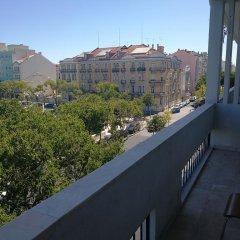 Отель Residencial Canada Лиссабон балкон