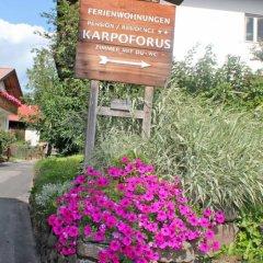 Отель Residence Karpoforus Лачес фото 5
