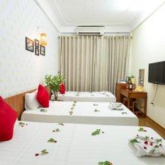 The Queen Hotel & Spa 3* Стандартный семейный номер разные типы кроватей фото 11