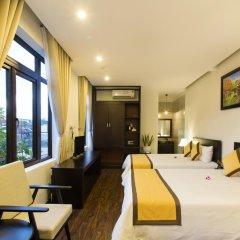 Hai Au Boutique Hotel & Spa 3* Люкс с различными типами кроватей фото 4