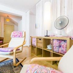 Апартаменты Apartment City - Deutz - Deutzer Brücke Кёльн комната для гостей фото 3