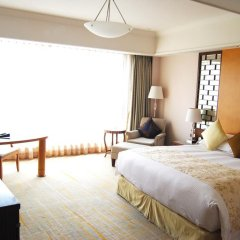 DoubleTree by Hilton Hotel Shanghai - Pudong 5* Стандартный номер с 2 отдельными кроватями фото 4