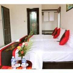 Отель Sunny Garden Homestay Стандартный номер с различными типами кроватей фото 10