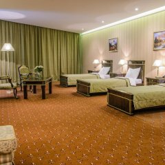 Гостиница SK Royal Москва 4* Семейный номер Делюкс с различными типами кроватей фото 5