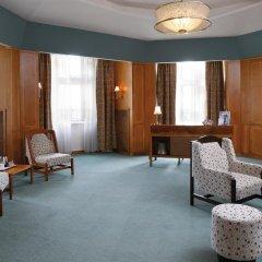 Отель Danubius Gellert 4* Люкс