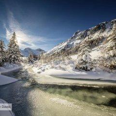 Отель Grischa - DAS Hotel Davos Швейцария, Давос - отзывы, цены и фото номеров - забронировать отель Grischa - DAS Hotel Davos онлайн спортивное сооружение
