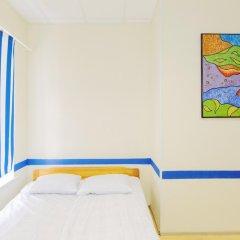 Мини-Отель Компас Номер с общей ванной комнатой с различными типами кроватей (общая ванная комната) фото 45