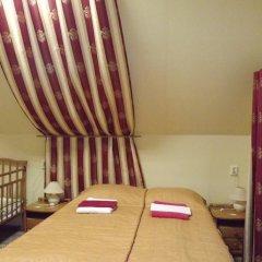 Гостевой дом Три клена Стандартный номер с различными типами кроватей фото 8
