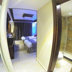 Отель Petra Sella Hotel Иордания, Вади-Муса - отзывы, цены и фото номеров - забронировать отель Petra Sella Hotel онлайн комната для гостей фото 5