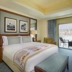 Отель The Nile Ritz-Carlton, Cairo 5* Люкс с различными типами кроватей фото 2