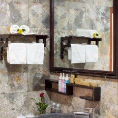 Отель Herbal Tea Homestay 2* Стандартный номер с различными типами кроватей фото 11
