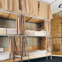 Хостел Bliss Кровать в общем номере с двухъярусной кроватью фото 6