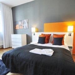 Sky Hotel Apartments, Stockholm 3* Стандартный номер с различными типами кроватей